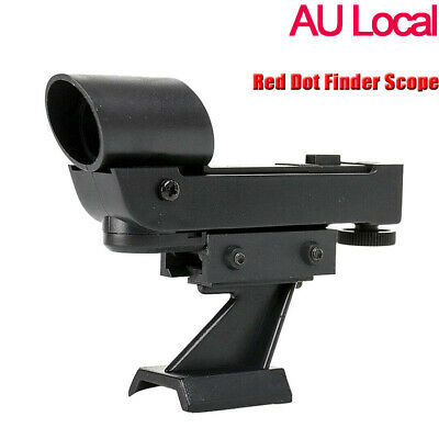 Red Dot Finder Scope Astronomy Star Finder Sighting for Telescope Dovetail AU my