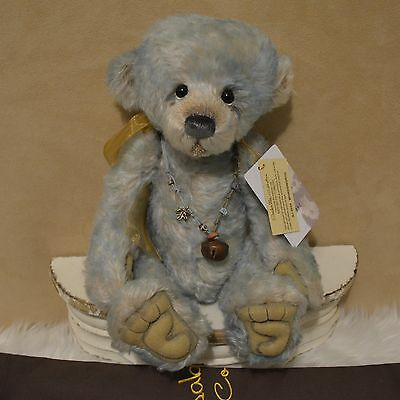 """Charlie Bear Mohair Isabelle Collection Wordsworth 15"""""""