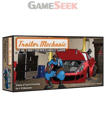 Traitor Mechanic: The Traitor Mechanic Game - Toys Brand New Free Delivery