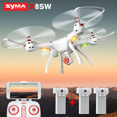 Original Syma X8SC 2.4G 4CH 6-Axis Pro RC Drone UFO Quadcopter HD Camera UK SHIP