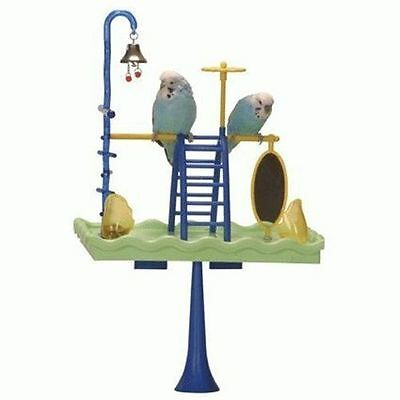 Play Gym for Small Birds