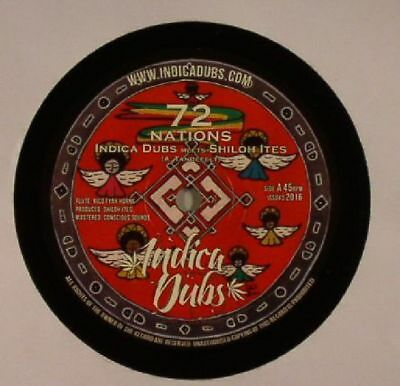 "INDICA DUBS meets SHILOH ITES - 72 Nations - Vinyl (limited 7"")"