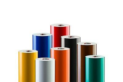 1M X 61cm Orafol Reflex Foil RANGE OF COLOURS Reflective Film