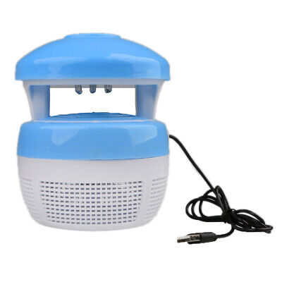USB LED UV Energy Saving Mosquito Repelling Trap Lamp Mosquito Killer