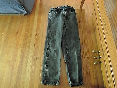 Boy's black Shawn White size 7 denim jeans