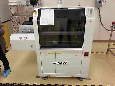 ASYS  EKRA X5-STS Automatic Screen & Stencil Printer