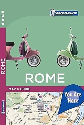 "Rome ""You are Here"" Map & Guide"