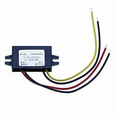 DC/DC Converter 12V Step down to 9V 3A 27W Power Supply Module Electronic