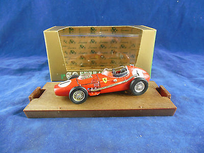 Brumm R69 1958 Ferrari D246 HP 290 Racing No. 1 Scale 1:43