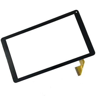 YUNTAB 10.1 Touch Screen Digitizer Front Panel