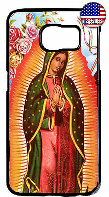 Lady Guadalupe Virgin Mary Case Cover For Samsung Galaxy S10e S10+ S9 Plus S8