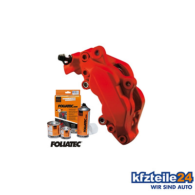 Bremssattellack-Set racing Rosso Matt | Foliatec (2175)