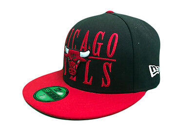 Chicago Bulls Step Over NBA 59FIFTY New Era Fitted Baseball Cap