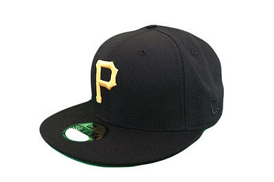 Pittsburgh Pirates MLB All Star Side Patch 59FIFTY New Era Baseball Cap