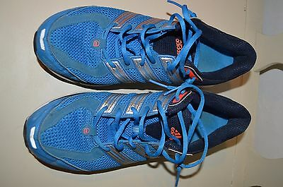 Chaussure Homme Basket Adidas Response Bleues T.46 2/3