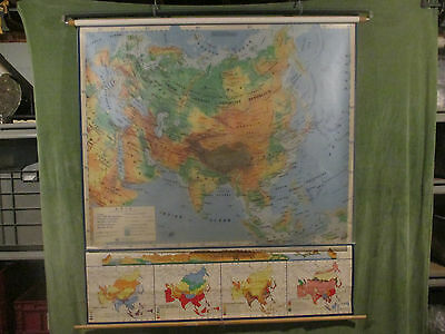 HUGE Classroom MAP ASIA  MIDDLE EAST Europe HOME SCHOOL China MIddle East AS6