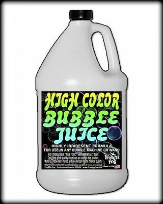 Froggys Fog - HIGH COLOR Bubble Juice - Strong Long-Lasting Iridescent For All