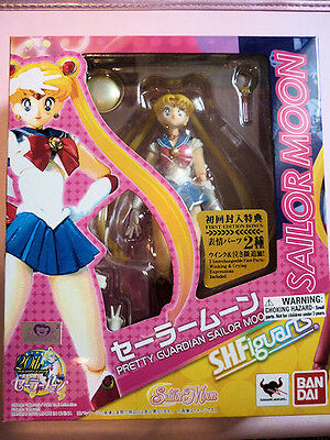 S.H. Figuarts Sailor Moon First Edition Figure New in Box