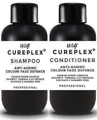 Hi Lift Cureplex Shampoo And Conditioner 350Ml Free Shipping