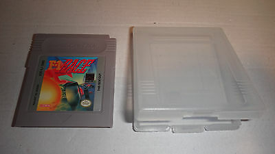 F-1 Race (Nintendo Game Boy) w/ Instruction Manual