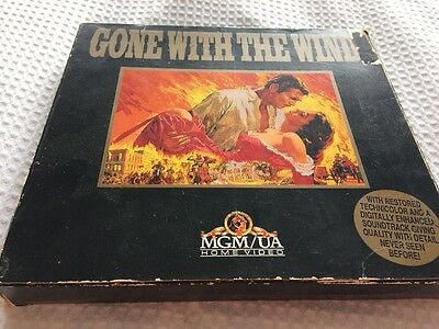 Gone With The Wind VHS Pack