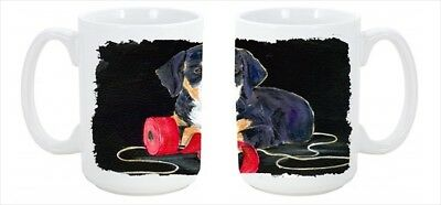 Carolines Treasures SS8566CM15 Entlebucher Mountain Dog Dishwasher Safe