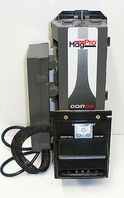 Coinco MAG30B Pro Dollar Bill Acceptor Validator MDB Cleaned/Tested Used NB