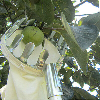 Fruit Picker Convenient Practical Garden Apple Pear Tool High Tree Picking Tools