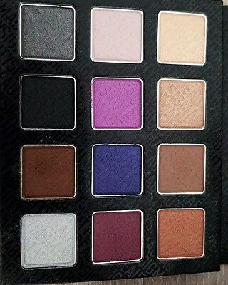 Palette Sigma Mac Too Faced Urban Decay