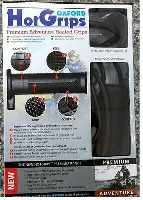 Oxford Hot Grips Heated Grips Adventure OF690 motorcycle grips