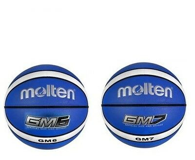 Molten GM Basketball Sizes In 6 And 7 Available!