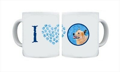 Carolines Treasures LH9362BU-CM15 440ml Australian Cattle Dog Dishwasher Safe