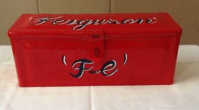 Painted Tool Box for the FE Ferguson