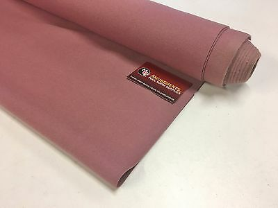 ENGLISH Hainsworth Pool Snooker Billiard Table Cloth Felt kit 8ft GRAPE
