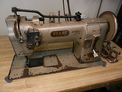 Pfaff 145 H3 Single Needle Walking Foot Reverse Industrial Sewing Machine (Head)