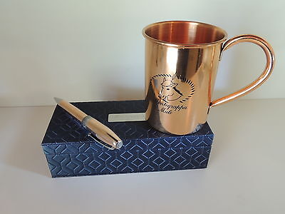 Montegrappa Fortuna Mule Ballpoint Special Edition + Free Gift Special Mug.