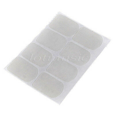 16 Mouthpiece Patches Pads Cushions Clarinet Sax PATCH Pads Pad Transparent