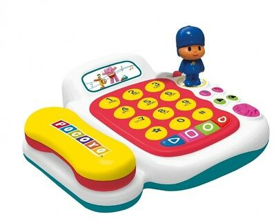 Reig Pocoyo Activity Telephone with Piano with Figure. Delivery is Free