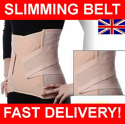 New Women Postpartum Support Recovery Waist Belly Belt Corset Pregnancy Wraps UK