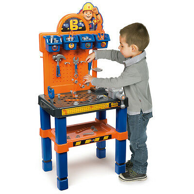 Bob the Builder Workbench, Fun Kids TV Character Toy