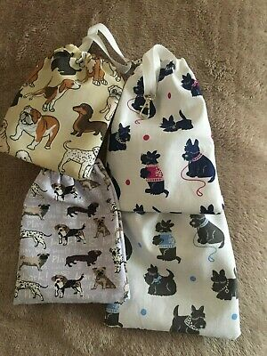 Dog Treat pouch bag For Walks Training Gift Ideas hand crafted NEW lobster clip