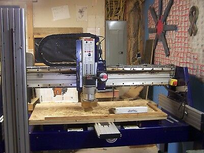 ShopBot  3 Axis CNC Router