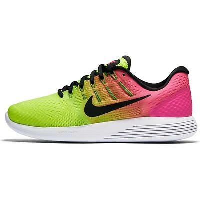 Nike Lunarglide 8 OC Women's Running Shoes Trainers Multicoloured Sizes 3-8