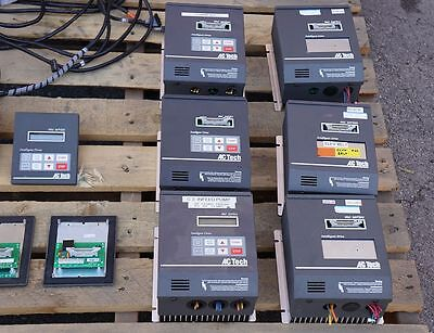 LENZE  AC TECH M1420B 2 HP 480 V 3 phase  Variable Frequency Drive Inverter VFD