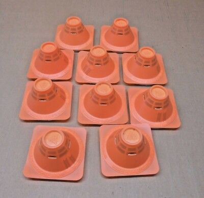 Lot Of 10 New Edwards Est Siga-Phs Sigaphs Intelligent Photo Heat Detector