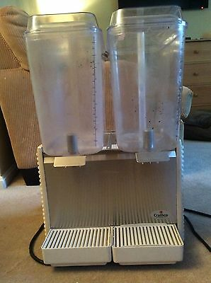 Crathco Grindmaster Cold Beverage Jet Spray Bubbler Dispenser Model D25-4