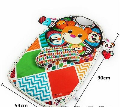 90cm Baby Play Sleep Mat Activity Crawling Mat Pad