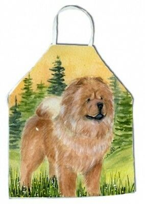 Carolines Treasures SS7004APRON Chow Chow Apron - 27 H x 31 W in.