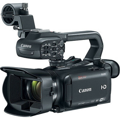 Canon XA30 HD Professional Camcorder - 20x Zoom/1080p