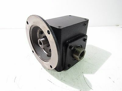 Ironhorse Wg-206-060-H Worm Gearbox Speed Reducer 56C Face 60:1 Ratio *Xlnt*